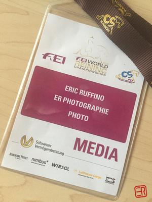 FEI World Reining Championship 2016 - Givrins